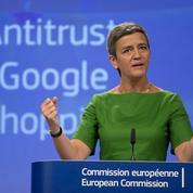 Bruxelles inflige une amende de 2,4milliards à Google