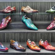 Dix millions d'euros pour les chaussures Finsbury