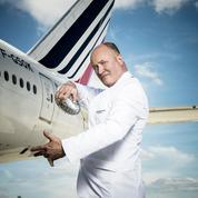 Des cocktails du chef barman du Ritz pour la Première d'Air France