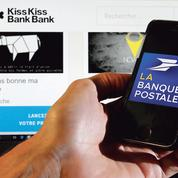 La Banque postale s'offre la start-up KissKissBankBank
