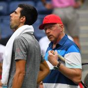 Djokovic prêt à aider Becker, en faillite personnelle