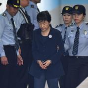 Pyongyang menace de tuer l'ex-présidente sud-coréenne Park