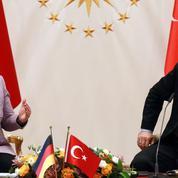 Invité à Hambourg, l'embarrassant M.Erdogan