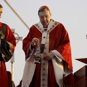 Le ministre de l'Economie du Vatican inculpé en Australie pour pédophilie