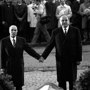 Kohl-Mitterrand, une amitié franco-allemande dans l'éternité