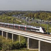 Le réseau à grande vitesse s'étoffe avec près de 500kilomètres de voies nouvelles
