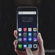 Les écrans de smartphone reconnaîtront bientôt les empreintes digitales