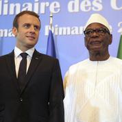 Macron adoube une force des pays du Sahel contre le terrorisme