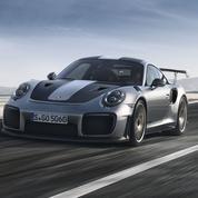 Porsche 911 GT2 RS, un monstre de puissance