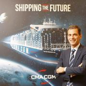 Rodolphe Saadé: «CMA CGM est paré pour une nouvelle phase de développement»