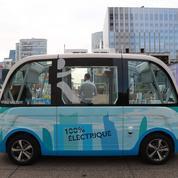 Navettes autonomes : quel bilan pour celles de Lyon ?