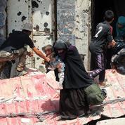 À Mossoul, la chute dantesque de l'État islamique
