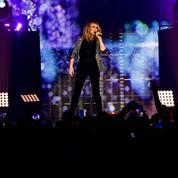 Céline Dion en concert à Paris: une grande fête joyeuse