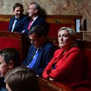 """Guillaume Tabard : «Marine Le Pen, """"seule opposition""""… de droite?»"""