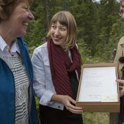 En Norvège, dans une forêt d'Oslo, pousse la bibliothèque du XXIIe siècle