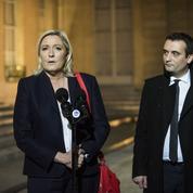 Sortie de l'euro : dissonances stratégiques entre Marine Le Pen et Florian Philippot