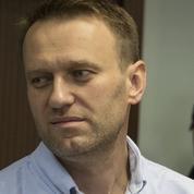 L'opposant russe Alexeï Navalny est sorti de prison