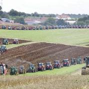 Quand les agriculteurs font leur promotion sur le Tour de France