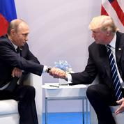 Trump-Poutine : face-à-face sur fond de crises