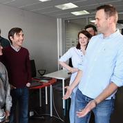 La «jeunesse Navalny» en colère contre Poutine