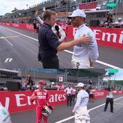 Hamilton refuse de mettre en scène une poignée de main avec Vettel devant les caméras