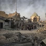 Irak : les images des derniers jours de la bataille de Mossoul