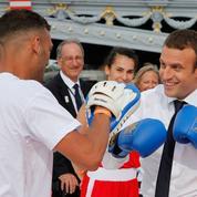 JO 2024: Macron et Hidalgo se livrent une bataille à fleurets mouchetés