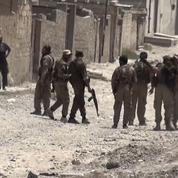 Syrie : à Raqqa, les hommes de Daech cernés de toutes parts