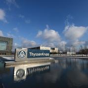ThyssenKrupp se contraint à une cure minceur de plus