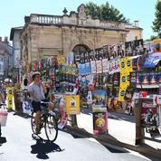 Visite guidée d'Avignon, à l'heure du Festival