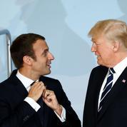 Trump et Macron au restaurant de la tour Eiffel: un dîner presque parfait