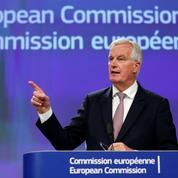 Brexit: Michel Barnier rappelle à Londres que l'heure tourne