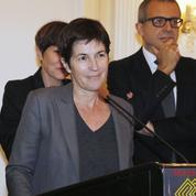 «Crises d'hystéries garanties» avec Christine Angot dans On n'est pas couché