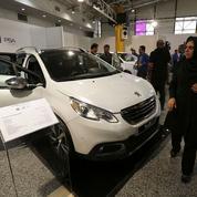 PSA: à peine relancé, le partenariat avec l'Iran porte ses fruits