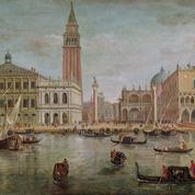 La tour de la place Saint-Marc à Venise s'écroule le 14 juillet 1902