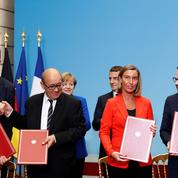 Défense: Paris et Berlin se dotent de projets communs