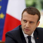 Il n'y a pas que les grands patrons qui craquent pour le président Macron, les petits aussi!
