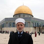 Le grand mufti de Jérusalem brièvement interpellé par la police israélienne