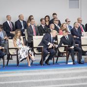 Macron profite de son premier 14 Juillet pour asseoir son style