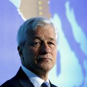 Avec ses bons résultats, JPMorgan Chase sort du lot