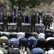 Israël rouvre l'esplanade des Mosquées à Jérusalem
