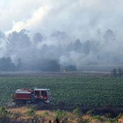 L'incendie dans les Bouches-du-Rhône a été stabilisé après une nuit «intense»