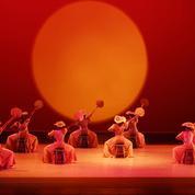 Alvin Ailey Dance Theater en rock star
