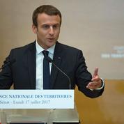 Macron met les collectivités au régime sec