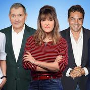 Europe 1, Canal + et France Télévisions ont animé le dernier mercato des médias