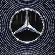 Pollution: Daimler rappelle plus de 3 millions de voitures diesel en Europe