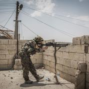 Les yazidies à Raqqa pour libérer leurs sœurs esclaves de Daech