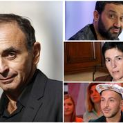 Zemmour, Hanouna, Angot, Meklat : l'indignation sélective des vigies de l'audiovisuel