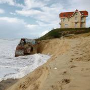 5800 propriétaires du Sud-Ouest pris au piège de l'érosion