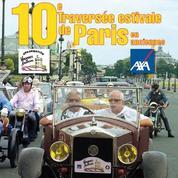 Vincennes en anciennes, des coupés ,des cabriolets et des motos